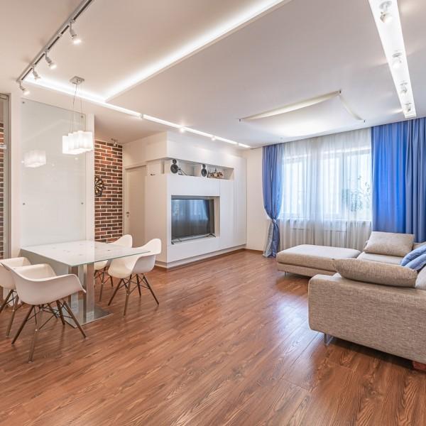 "3 комнатная квартира, ул. Юмашева, 5 (ЖК ""Адмиральский I"")"