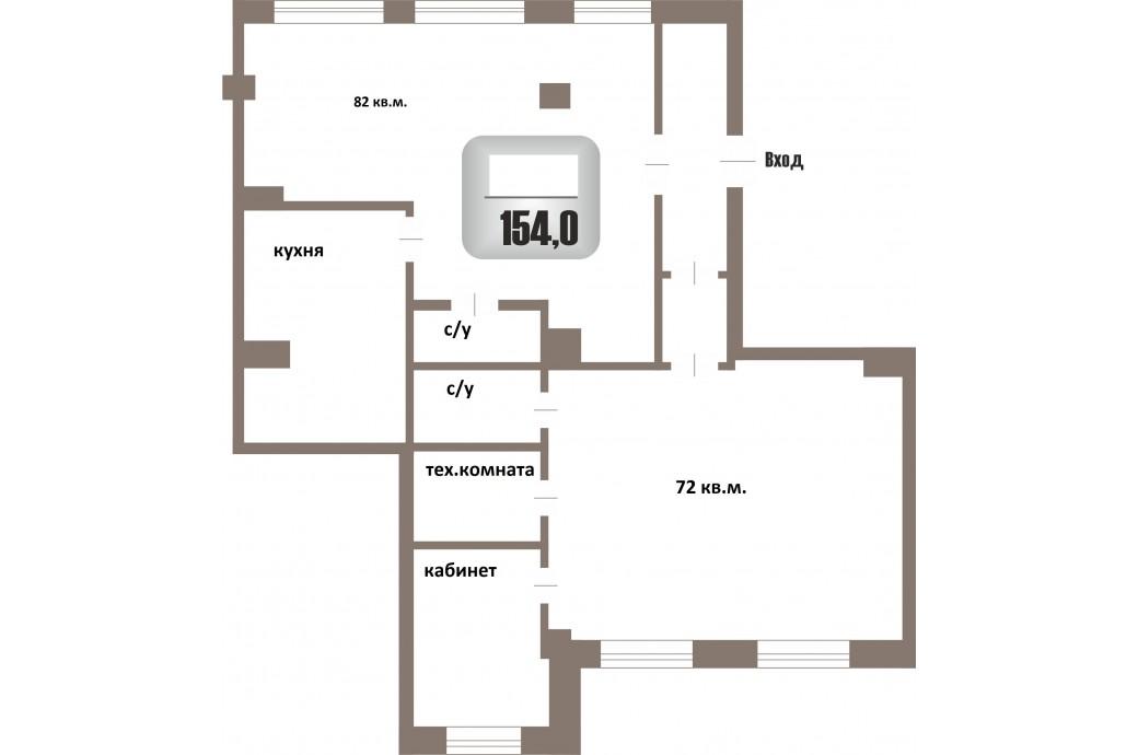 Универсальное помещение, ул. Радищева, 33
