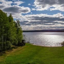 Роскошная резиденция на берегу озера Таватуй
